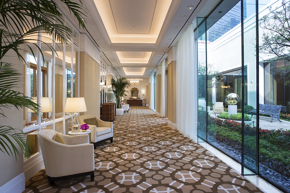 Wynn Executive Offices Michael Fiebrich Design