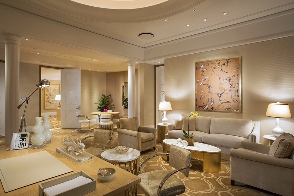 Wynn Executive Offices Michael Fiebrich Design